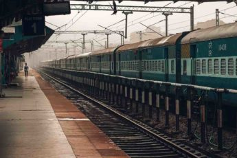 Indian Railway IRCTC Train Ticket Booking Experience - Senthiljee